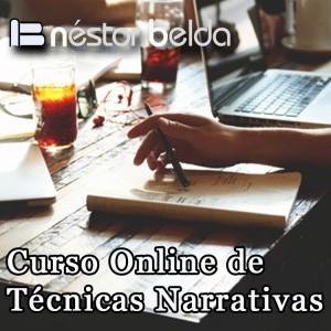 Curso Online de Técnicas Narrativas