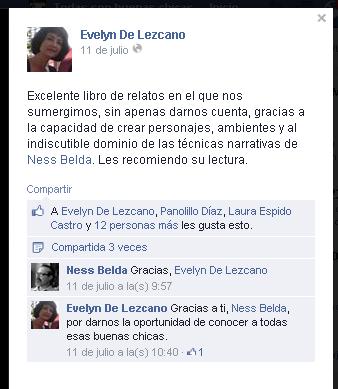Todas con buenas chicas │ Lectora Evelyn de Lezcano