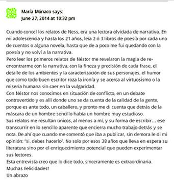 Todas con buenas chicas │ Lectora María Mónaco